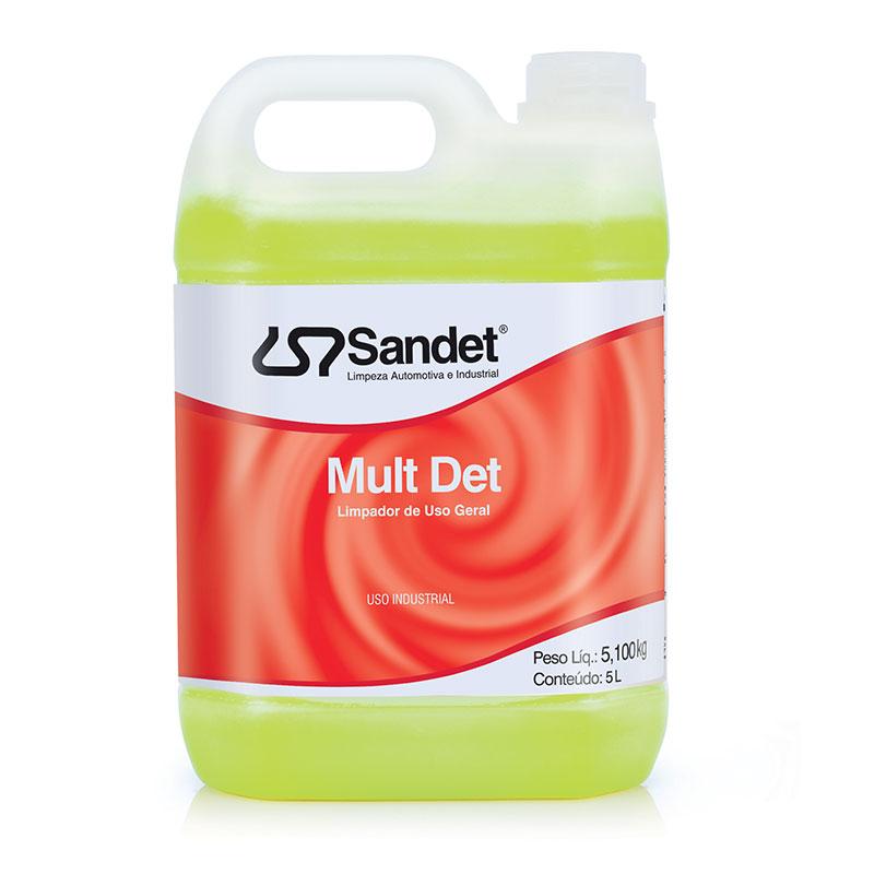 Mult Det - 5 Litros